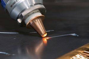 corte laser acero